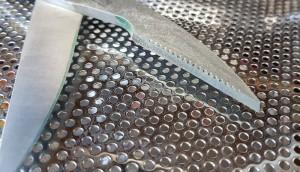 заточка кухонных ножниц