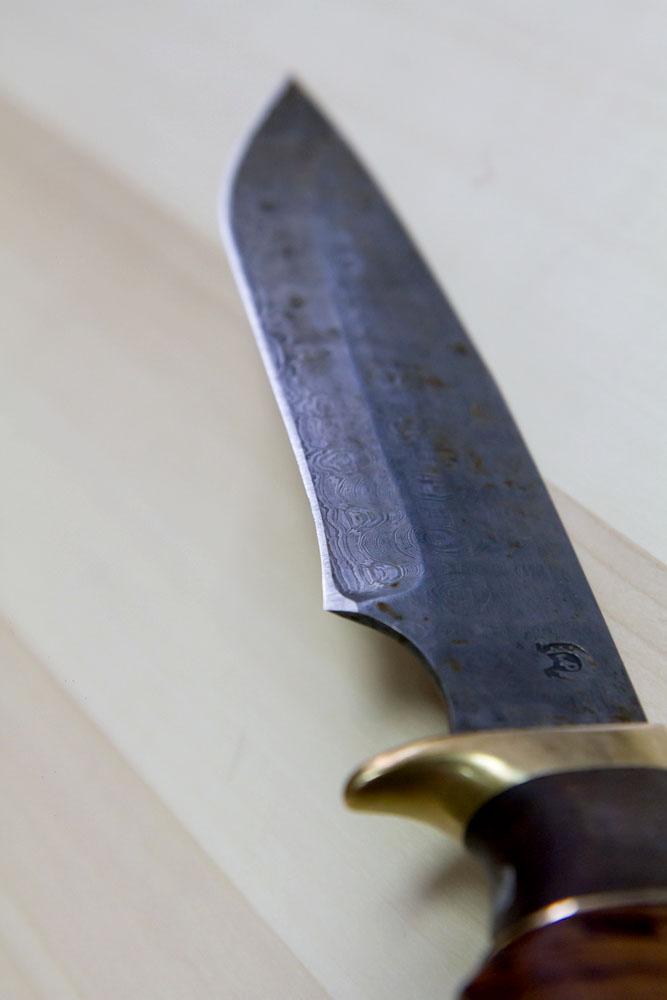 заточить нож в мастерской