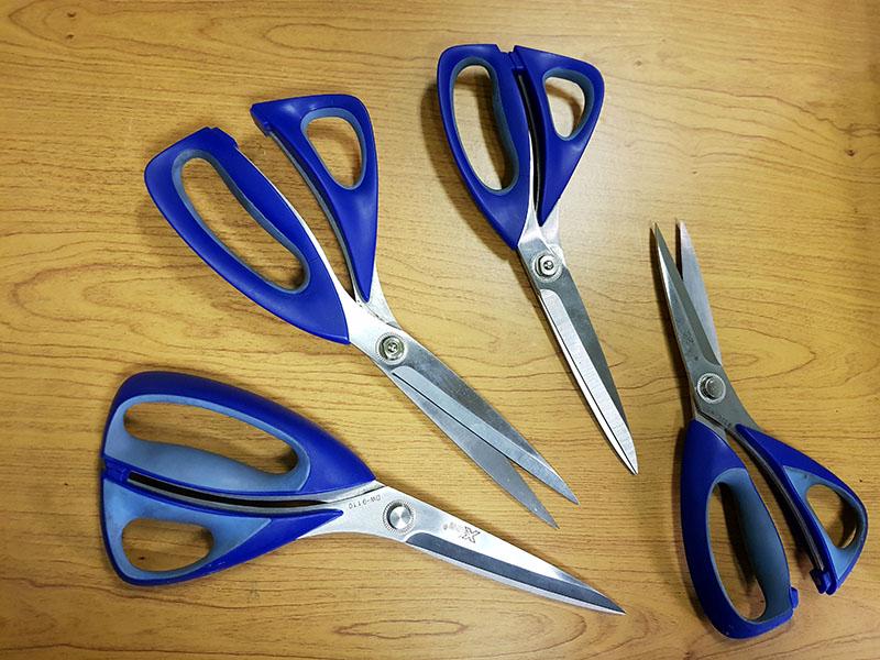 заточка парикмахерских ножниц