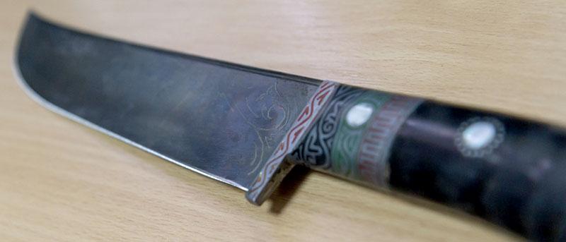 заточка ножа быстро