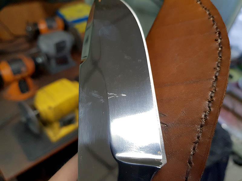 Заточка ножа в Москве