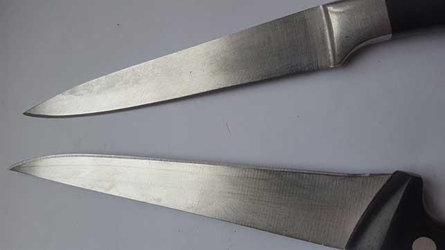 Заточка ножей дешево в Москве Центр заточки