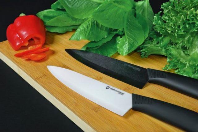 Заточка керамических ножей в Москве