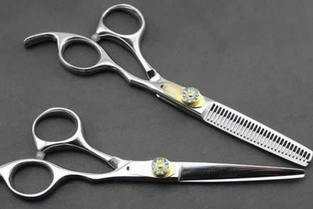 Заточка ножниц для парикмахеров