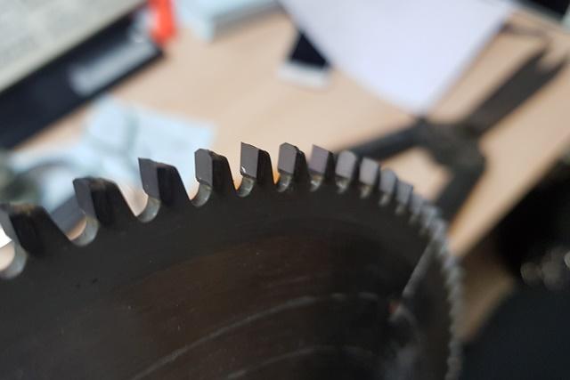 Заточка пильных дисков на Таганской