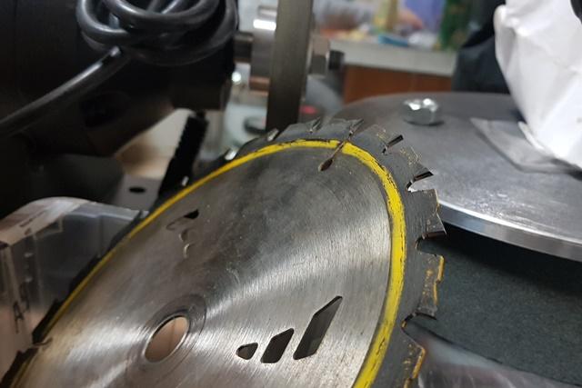 Недорогая заточка пильных дисков