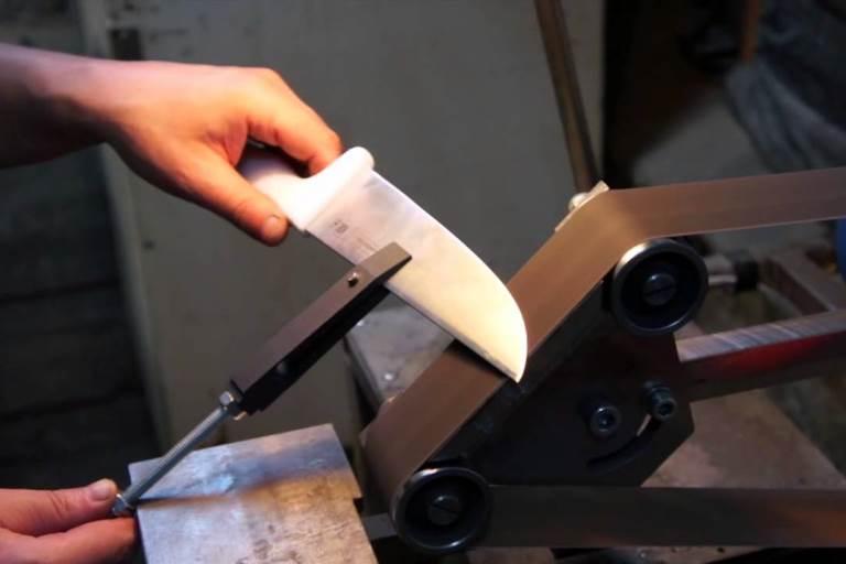 Недорогая заточка ножей