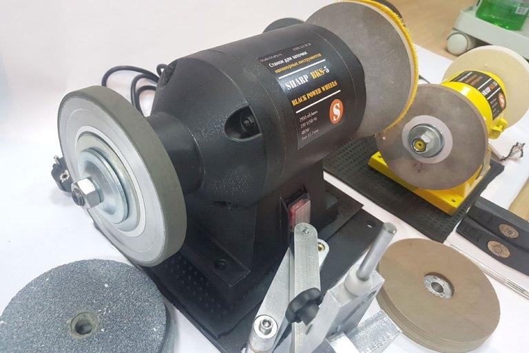Профессиональное оборудование для заточки маникюрного инструмента в Москве
