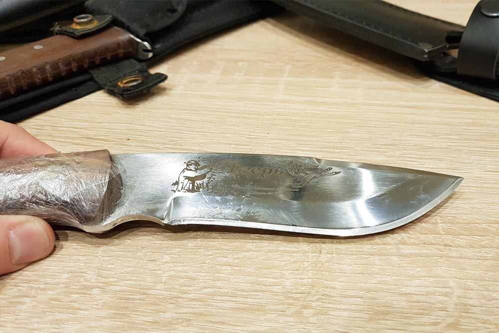 заточка ножей в Москве