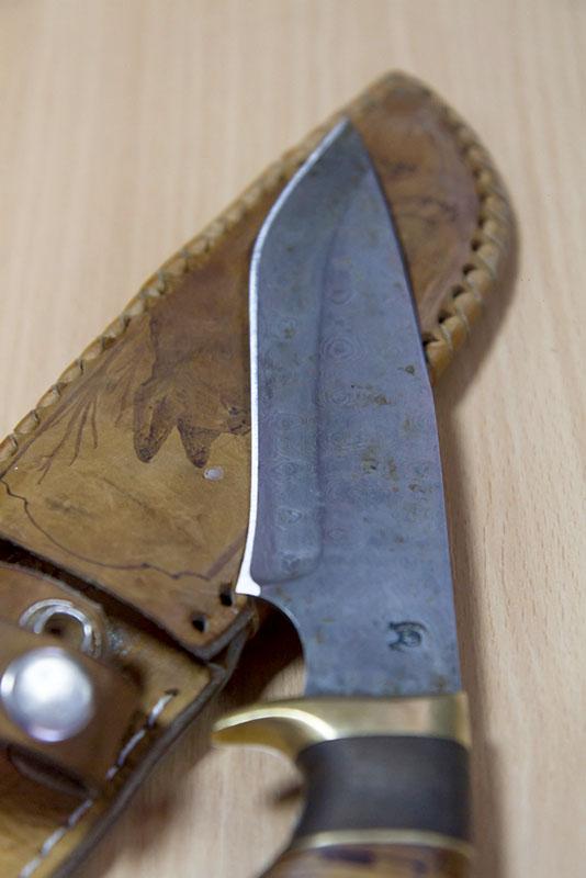 как выбрать туристический нож