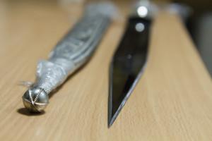 заточка коллекционного оружия